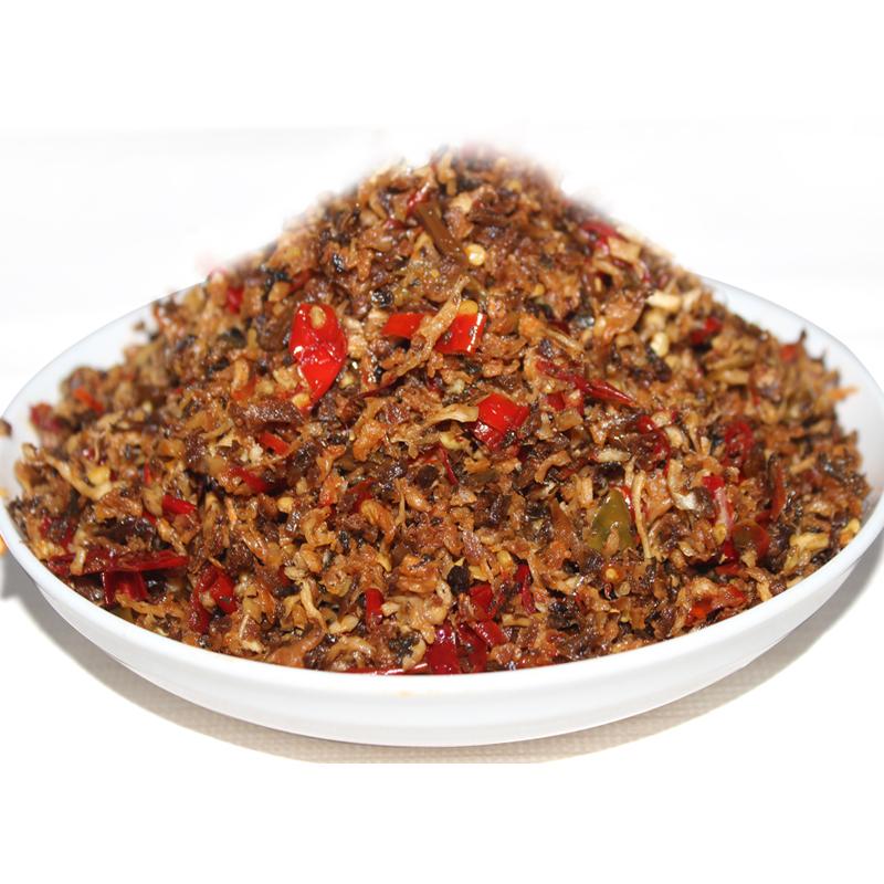 湖南湘西外婆菜500g