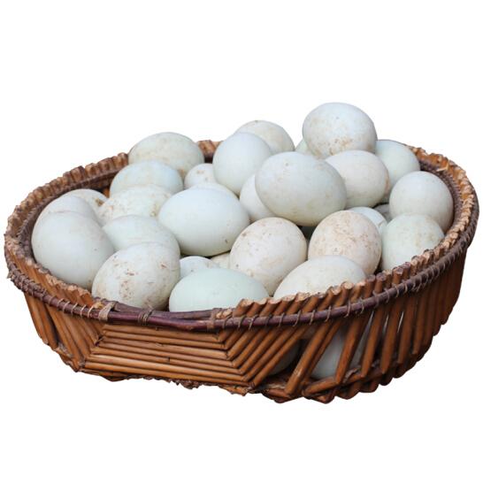 农家散养鸭蛋 50个/箱