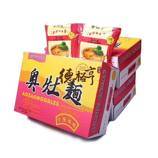 昆山土特产奥灶面 21包/箱