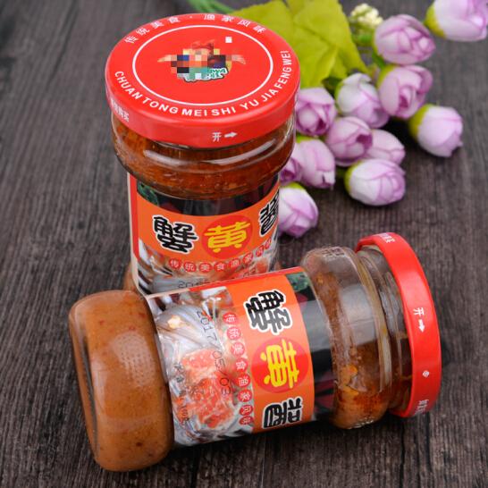 蟹黄酱6瓶